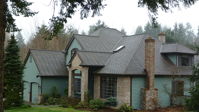 Roofing Project Gallery Seattle Roof Replacement Star